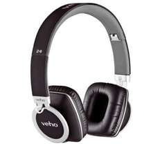 Veho Z-8 designer noise isolating headphones £9.97 (90% off rrp) @ DirectTVs delivery from £2.95