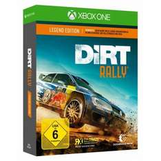 Dirt Rally Legends Edition - Xbox One £20 Tesco instore