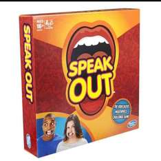 Speak out back in stock at John Lewis, out of stock at most stores - £19.99 + £2 C&C