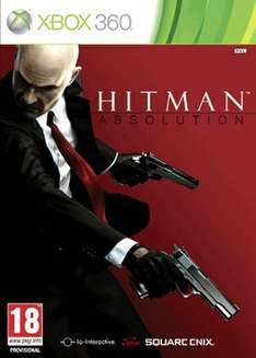 hitman absolution Xbox 360 20p at GAME instore