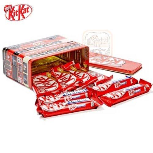 KitKat Bus Tin  (Inc 4 chunky and 4x 4 finger bars) £2.00 @ SUPERDRUG