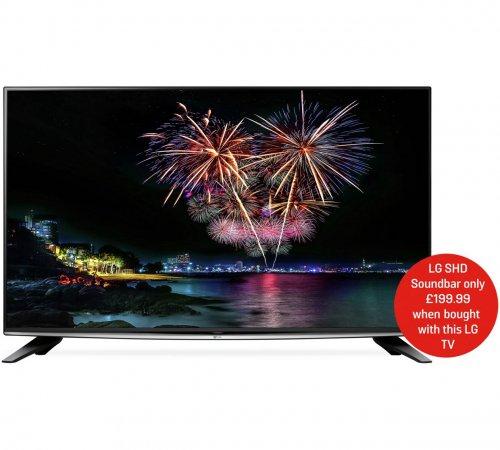 Argos Deal - LG 58 Inch 58UH635V Ultra HD 4K Web OS Smart LED TV £669 Argos