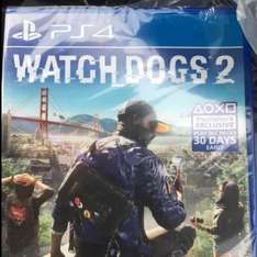 Watch Dogs 2 PS4/Xbox - £32 @ Tesco instore / online