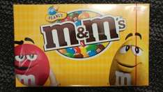 m&m's Peanuts 365g for £1.00 - tesco instore