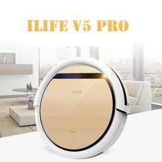 ILIFE V5 Pro Smart Robotic Vacuum Cleaner £89.97 from Gearbest