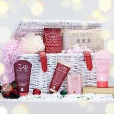 Zoella Pamper Hamper (was £50) Then £35 Now £31.50 delivered for Beauty Card Members + Double Points at Superdrug