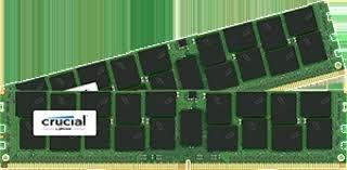 Crucial 32GB Kit (16GBx2) DDR4 2133MHz DIMM PC4-17000 ECC Server RAM - £150.26 @ Ebuyer