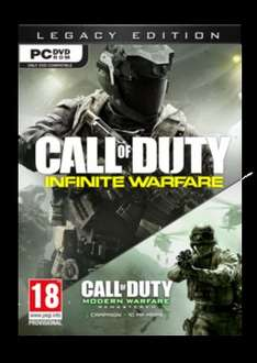 CoD Infinite Warfare Legacy Edition £44.99 at Game