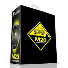 Shark Zone M20 Gaming Mouse £7.99 Delivered @ GAME