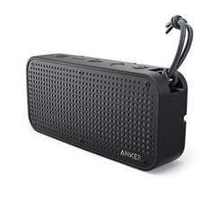 Anker SoundCore Sport XL Portable Bluetooth Speaker with 16W Audio Output & 2 Subwoofers, IP67 Waterproof & Dustproof, Shockproof, 66ft Bluetooth Range, 15H Playtime, Built-in Mic, USB Charging Port £34.49 Sold by AnkerDirect and Fulfilled by Amazon