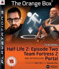 [Pre-Owned] Half-Life 2: The Orange Box (PS3) for £4.99 @ GAME