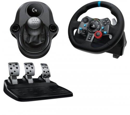 LOGITECH Driving Force G29 Wheel & Gearstick Bundle / G920 Wheel & Gearstick Bundle £179.99 @ Currys