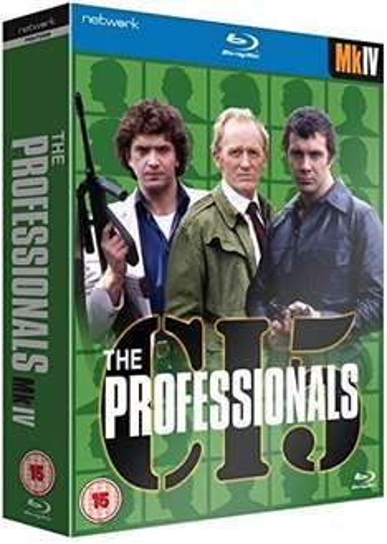 Professionals Mk IV Blu - ray Box set @ Amazon £15.99 (Prime or add £2.99)