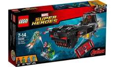 LEGO Super Heroes - Marvel Avengers Assemble Iron Skull Sub Attack -  £15 (half price) @ George