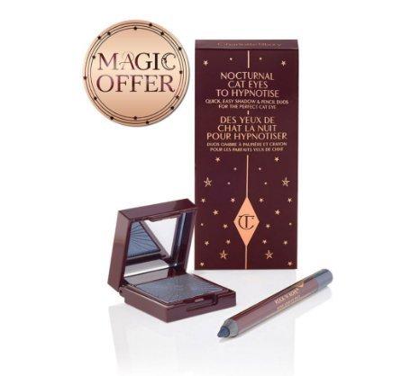 Charlotte Tilbury Eye makeup - Buy one get one free - £29