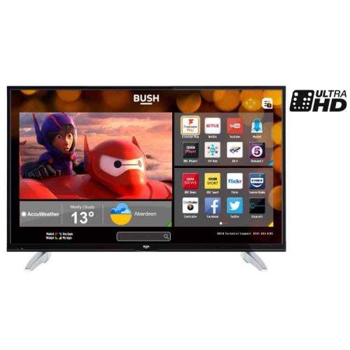 "Bush 49"" Ultra HD Smart Freeview TV £252 @ Argos"