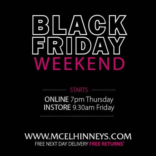 McElhinneys Black Friday Madness!