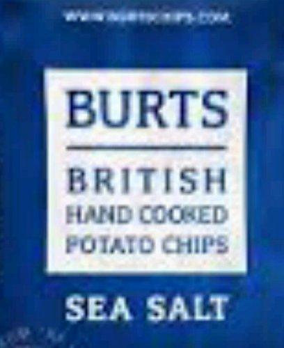 Burts Sea Salt flavour chips - 10p instore @ Heron Foods
