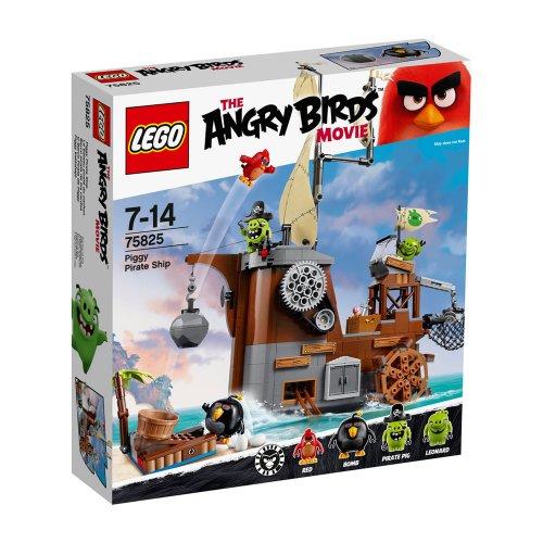 Lego Angry Birds Piggy Pirate Ship , was £60.00 £30 @ Jarrold
