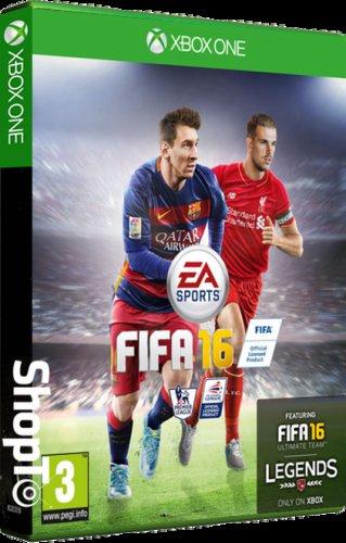 FIFA 16 (Xbox One) £3.85 Delivered @ Shopto