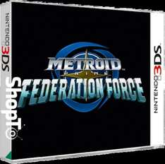 Metroid Prime: Federation Force (3DS) £14.85 Delivered @ Shopto