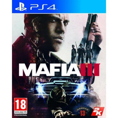 Mafia III (inc. Family Kickback bonus) (PS4) £29.95 @ The Game Collection