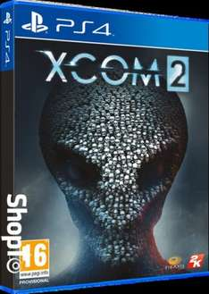 XCOM 2: Resistance Warrior Pack PS4 & XBOX One @ ShopTo