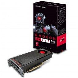 Sapphire Radeon RX 480 (8192MB) £219.19 @OverClockers + Freebie