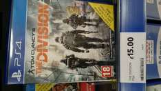 Tom Clancy's - The Division PS4 - Tesco **INSTORE** & **ONLINE**