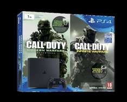 PS4 Slim 1TB Call of Duty Infinite warfare Legacy bundle (£227.86) + Dishonored 2 £247.71 @ Shopto