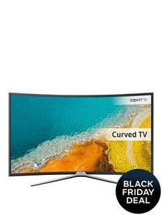 Samsung UE49K6300AKXXU 49 inch Full HD, Freeview HD, LED Smart Curved TV- £469.99