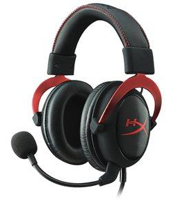 HyperX Cloud II Pro Gaming Headset (Black/Red) £49.99 @Game RRP £74.99