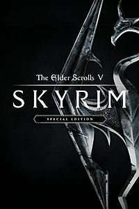 The Elder Scrolls V skyrim  Xbox one (Xbox live digital store)