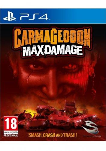 Carmageddon Max Damage - SimplyGames - £11.85