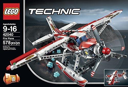Lego Technic Fire Plane 42040 1/2 price @ Tesco