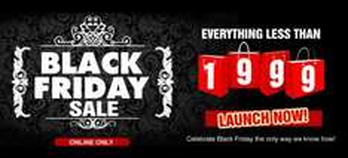 Unze London Black Friday Sale On - Everything under £19.99