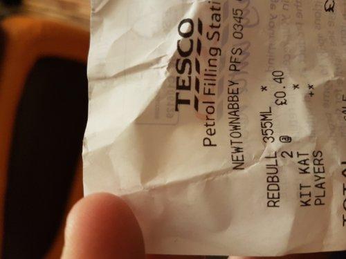 Red Bull 355ml 40p instore @ Tesco