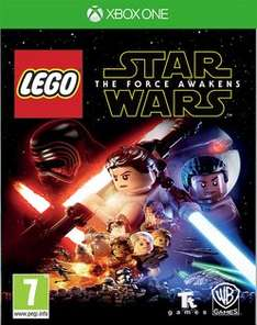 Lego Star Wars Force Awakens Xbox One @ Game in store £15