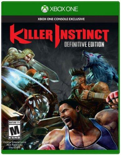 Killer Instinct - Definitive Edition Xbox One £16 @ Xbox Live