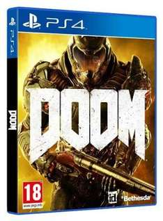 Doom PS4 / Xbox One for £14 at Tesco Direct