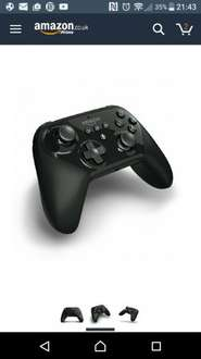 Amazon Fire TV Game Controller (Compatible with all generations of Fire TV and Fire TV Stick) £27.99 @ Amazon