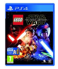LEGO Star Wars: The Force Awakens (PS4/XB1)£15 Prime @ Amazon