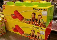 Lego Storage boxes from £4.99 - TK Maxx instore