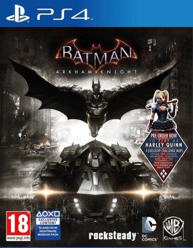 [PS4/Xbox One] Batman Arkham Knight - £8.97 - Gamestop