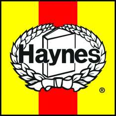 Haynes Manuals from Haynes (printed only) - Black Friday - 30% off - free del