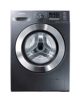 SAMSUNG Ecobubble™ WF70F5E2W2X Washing Machine 7kg 1200rpm A+++ - Inox down from £449.99 to £279.99 @ Very