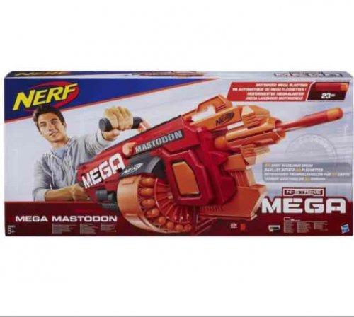Nerf N-Strike MEGA Mastodon Blaster £44.99 @ Smyths