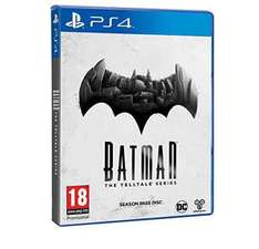 Batman the telltale series (ps4) £16.99 with prime or +£1.99 @ amazon