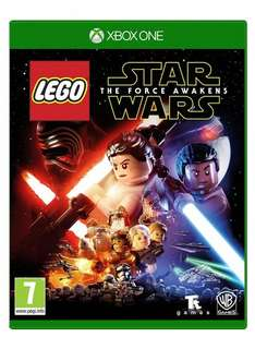 Lego star wars the force awakens xbox one / ps4 / wii u £15 @ amazon - price matched tesco