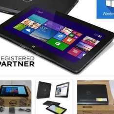 """Dell Venue 11 Pro 7140 M-5Y71 up to 2.9GHz 4Gb memory and 128Gb hard drive; 10.8"""" FHD Win10; 1yr return to base warranty MLL537"""